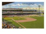 Crosley Field, Cincinnati, Ohio Posters