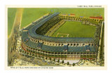 Wrigley Field, Home Grounds of Chicago Cubs Prints