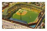 Sportsman&#39;s Park, St. Louis, Missouri Posters