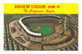 Anaheim Stadium, California Posters