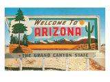 Welcome to Arizona Billboard Prints