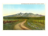 San Francisco Peaks, Flagstaff, Arizona Prints