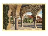Stanford, Palo Alto, California Posters