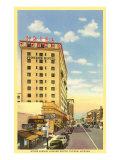 Pioneer Hotel, Tucson, Arizona Posters