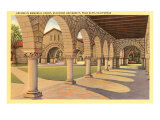 Stanford, Palo Alto, California Prints