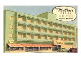 Westerner Hotel, Tucson, Arizona Posters