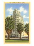 Luhrs Tower Building, Phoenix, Arizona Prints