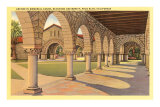 Stanford, Palo Alto, California Print