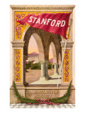 Stanford Banner, Arcade Posters