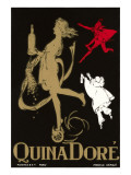 Quina Dore, Wine Advertisement Posters