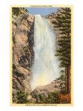 Bridal Veil Falls, Yosemite, California Posters