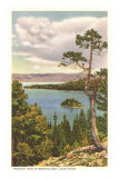 Emerald Bay, Lake Tahoe Prints