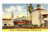 Bakersfield Inn, Bakersfield, California Art
