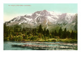 Mt. Tallac, Lake Tahoe Posters