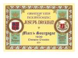 Wine Label, 1938 Art