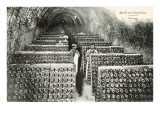 Aging Bottles, Moet et Chandon Prints