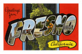 Greetings from Fresno, California Photo