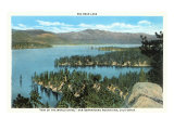 Big Bear Lake, California Print