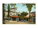 Glenwood Mission Inn, Riverside, California Prints