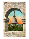 Bell, Mission Inn, Riverside, California Prints