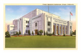 Memorial Auditorium, Fresno, California Prints