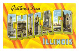 Greetings from Chicago, Illinois Photo