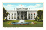 White House, Washington, D.C. Poster