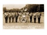 Cowgirl Band Prints