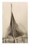 Viking Ship, Oslo, Norway Posters