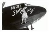 Nose Art, Shake All Over, Hula Girl Prints