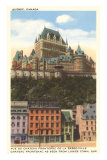 Chateau Frontenac, Quebec Posters