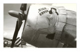 Nose Art, High Cover, Pin-Up Print