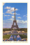 Eiffel Tower, Paris, France Posters