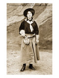 Ada Brayfield, Cowgirl Print