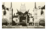 Grauman&#39;s Chinese, Hollywood, California Prints