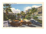 Del Tahquitz Hotel, Palm Springs, California Prints
