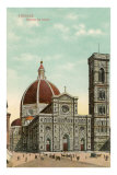 Florence Cathedral, Italy Prints
