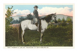 Robert E. Lee on Horse, Gettysburg, Pennsylvania Photo
