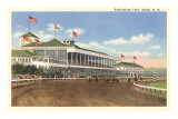 Rockingham Race Track, Salem, New Hampshire Photo