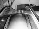 Escalator Photographic Print by Dan Fone