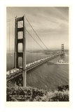 Golden Gate Bridge, San Francisco, California, Photo Print