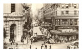 Powell Street, Cable Car, San Francisco, California, Photo Prints