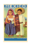 Mexico: Two Peasant Children Photo
