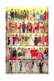 Barbie Doll Collection, Retro Poster