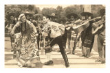 Mexican Hat Dance, Photo Poster