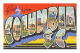 Greetings from Columbia, South Carolina Photo