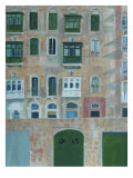 Facade II Giclee Print by Mary Stubberfield