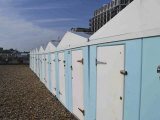 Beachhuts Photographic Print by Paul Tolhurst