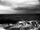 The Dark Sea Photographic Print by Dan Fone
