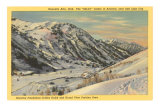 Alta Ski Resort,  Salt Lake City, Utah Affiches